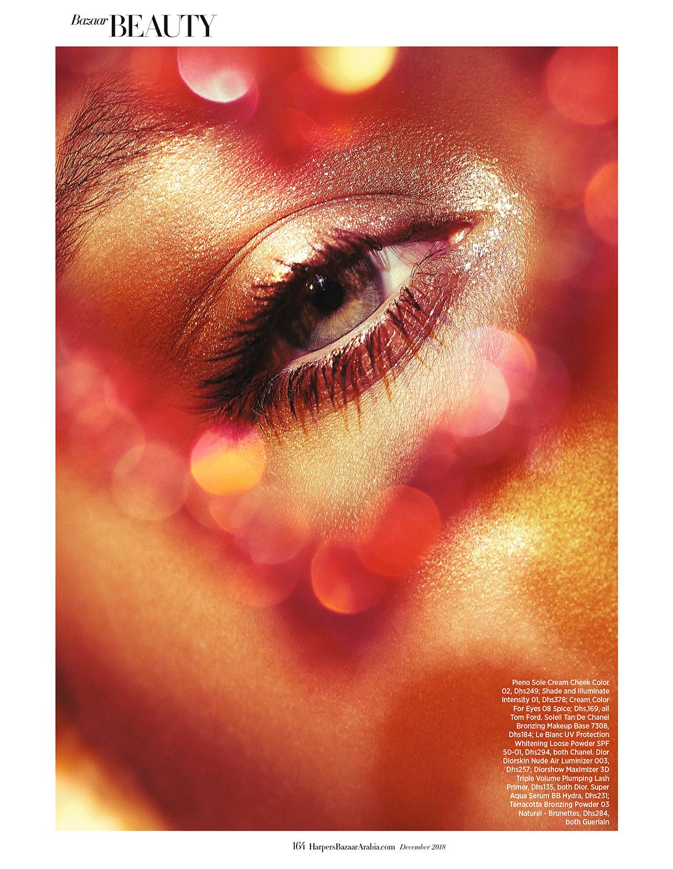 Harpers Bazaar Beauty Norbert Kniat